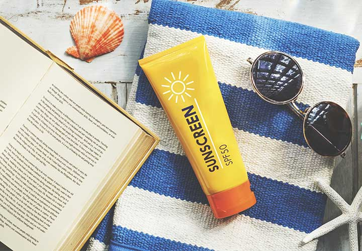 Sunscreens are Another Bride Essentials that Every Bride Needs