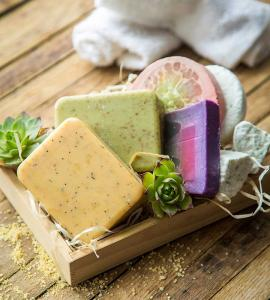 The Best Soap in India Commercial and Handmade