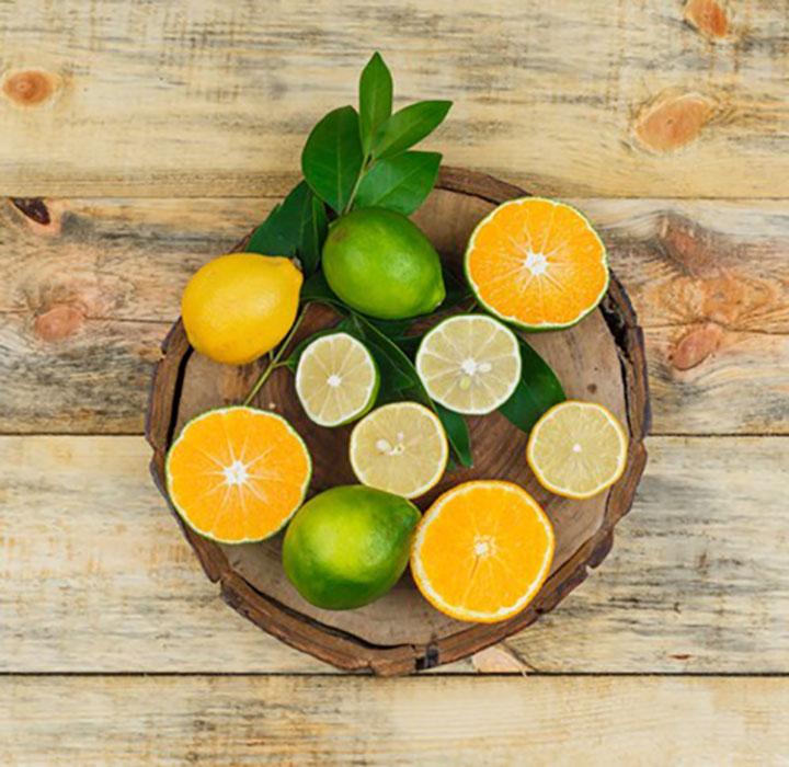 LEmon Juice Rich Hair Mask Recipe Helps to Reduce Dandruff