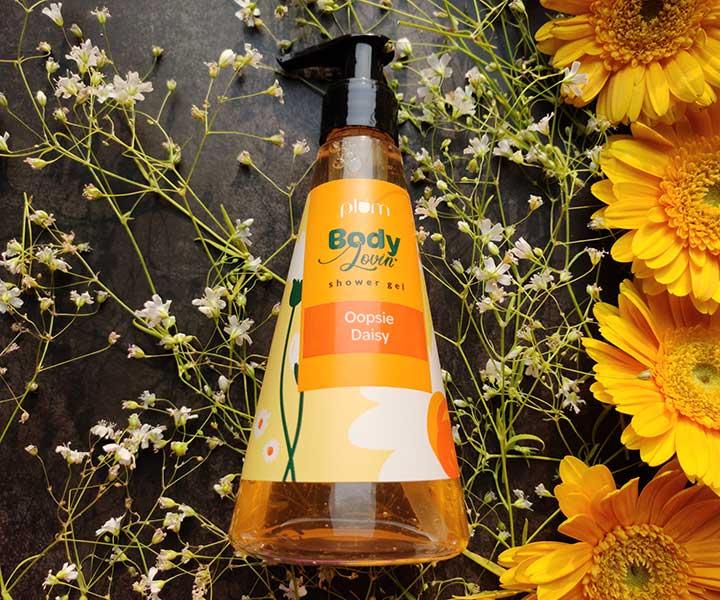 Plum Body Lovin Oopsie Daisy Shower Gel Review with Ingredient Analysis