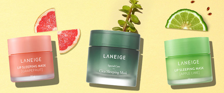 Laneige Sleeping Masks are Worth Giving a Shot