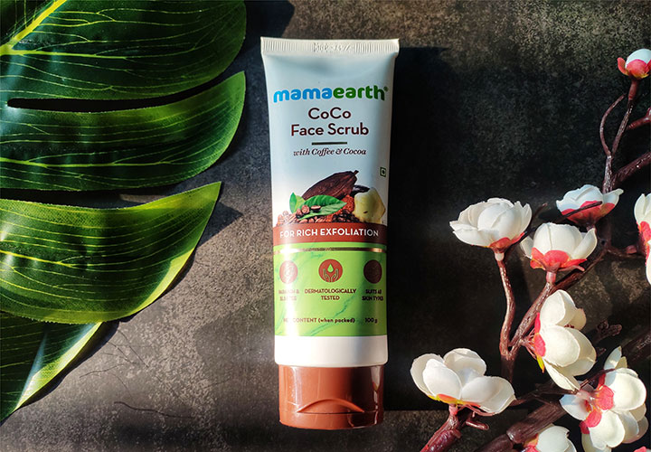 Mamaearth Coco Face Scrub Review with Ingredient Analysis