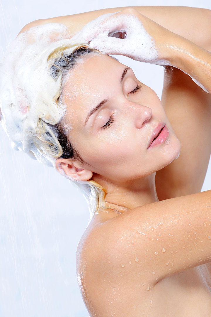 Once in a Month Clarifying Shampoo is a Must for the Ultimate Cleaning