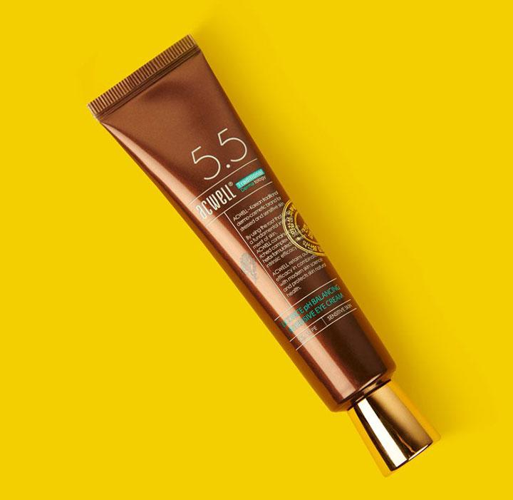 Acwell Licorice pH Balancing Intensive Eye Cream Most Popular Korean Skincare Product
