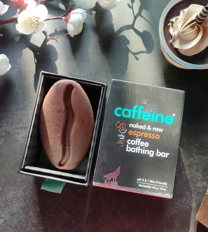 MCaffeine Expresso Coffee Bathing Bar