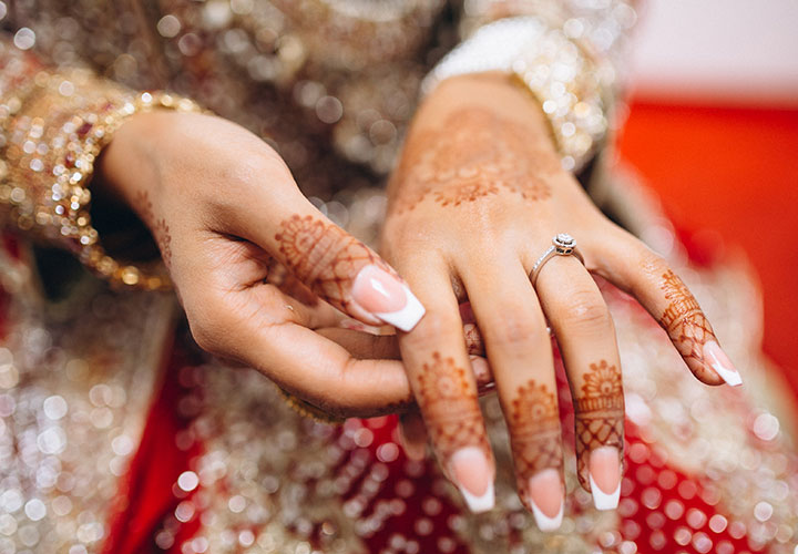 More than 50 Beautiful Simple Easy Mehendi Design You Need This Year