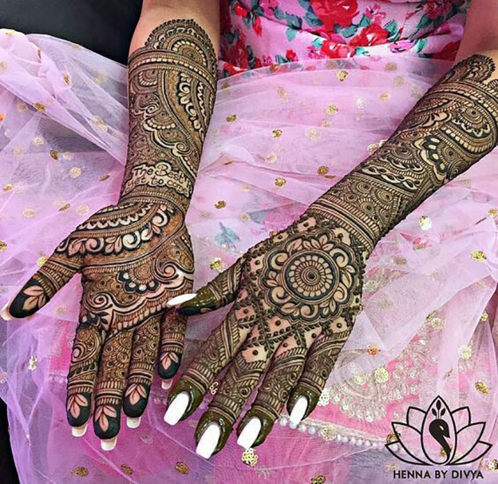 Stunning Mehendi Design that is Worth Investing Your Time