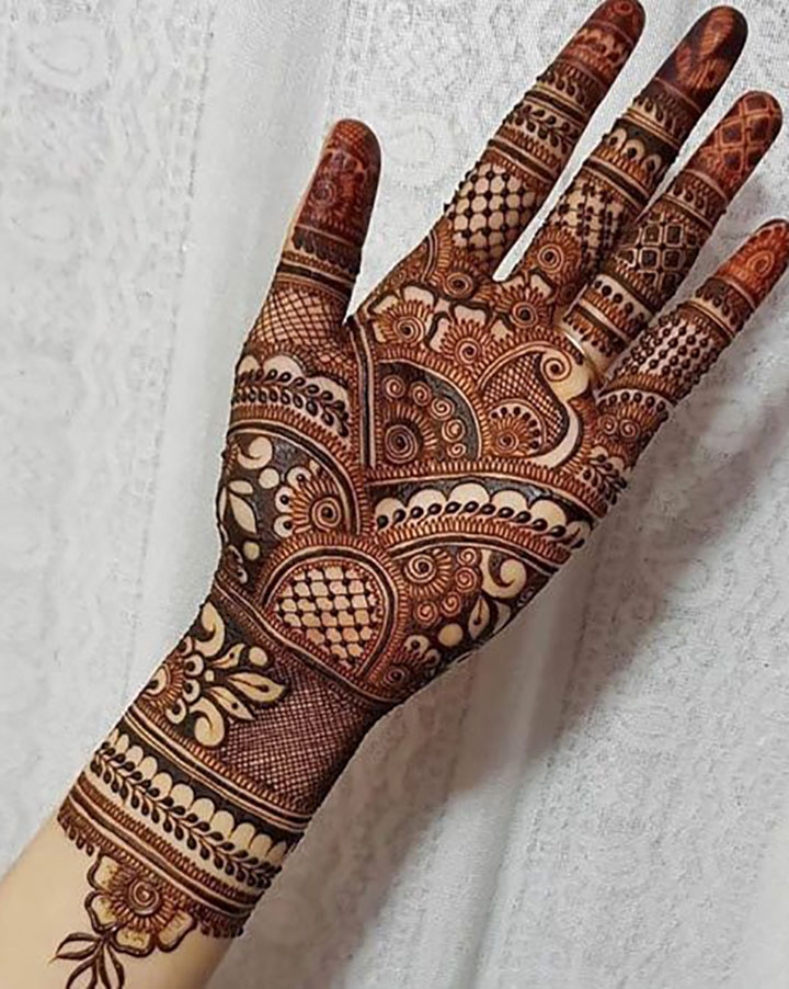 The Perfect Mehendi Design for All Occasions