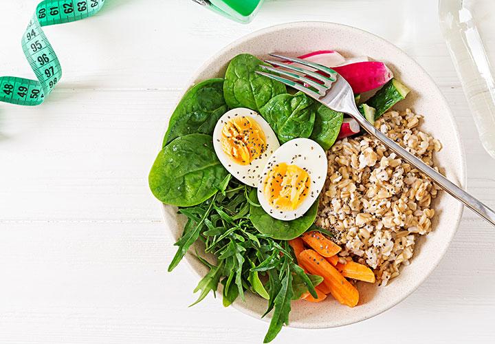 A Proper Diet Plan is a Must to Treat Sunken Eyes