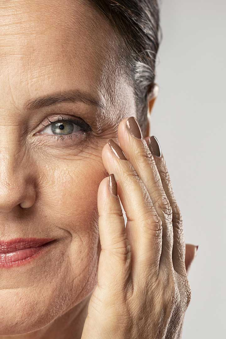 Ageing Often Poses a Real Problem Behind Sunken Eyes