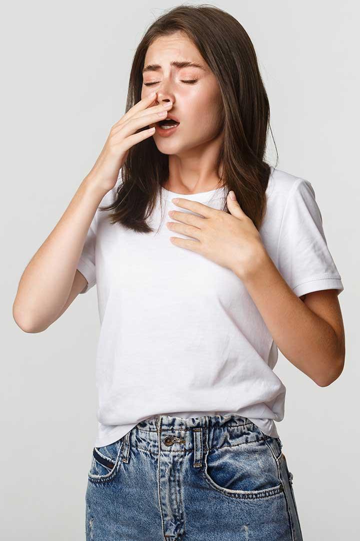 Allergies also Pose a Threat to Sunken Eyes