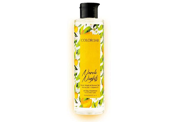 Colorbar Neroli Nights Body Wash & Shower Gel Best Body Wash for Women in India