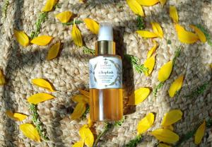 Just Herbs Silksplash Rehydrant Face Wash Review with Ingredient Analysis