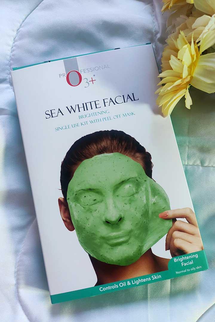 O3+ Professional Sea White Facial Kit
