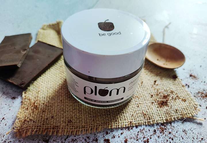 Plum Choco-Latte Nourishing Souffle Face Mask Review with Ingredient Analysis