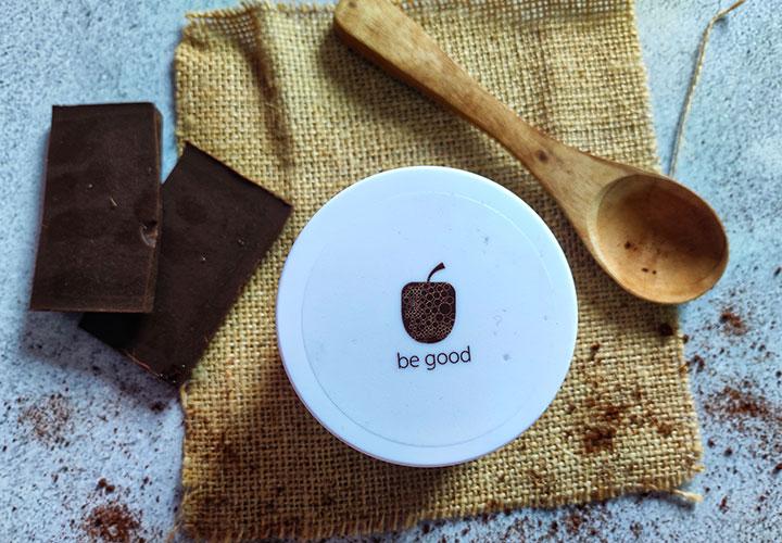 Plum Choco-Latte Nourishing Souffle Face Mask