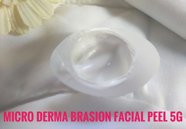 Step Two O3+ Micro Derma Brasion Facial Peel