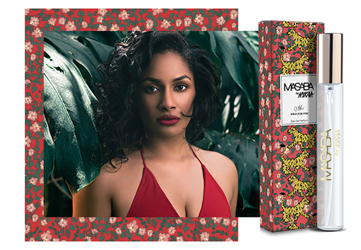 MASABA by Nykaa and Moi by Nykaa Mini Perfume Collections