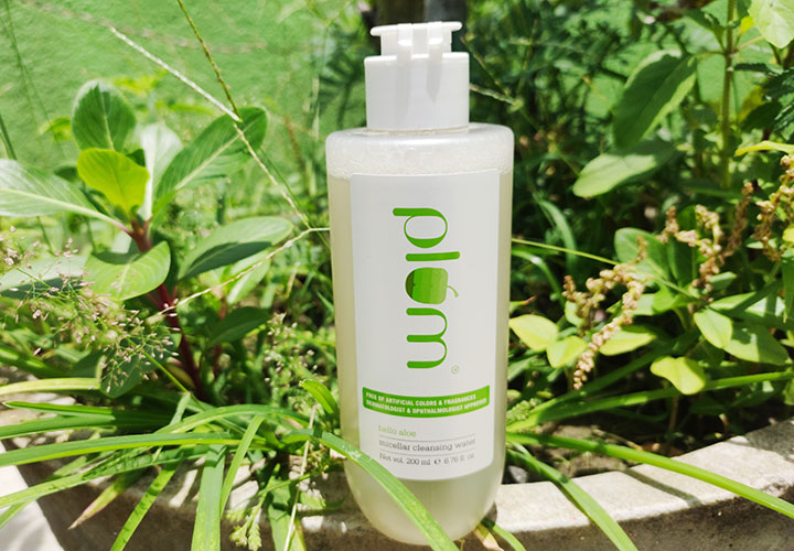 Plum Hello Aloe Micellar Cleansing Water Review with Ingredient Analysis