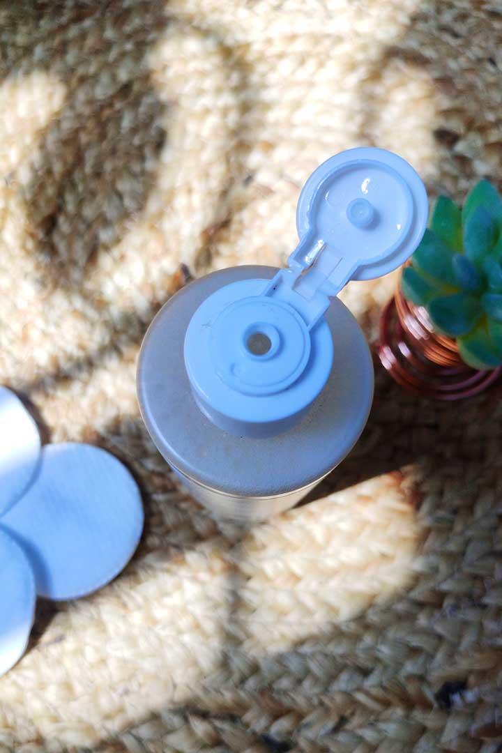 Plum Hello Aloe Micellar Cleansing Water Packaging
