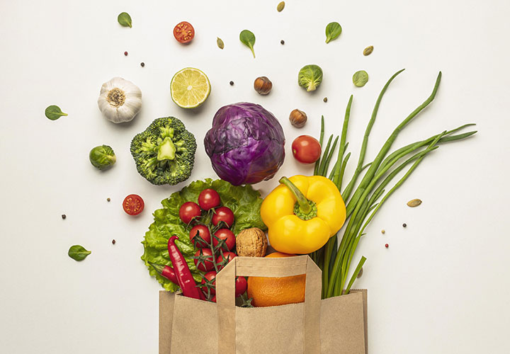 Proper Diet Containing Vegetables and Fruits is a Must to Overcome the Weakness due to Covid 19