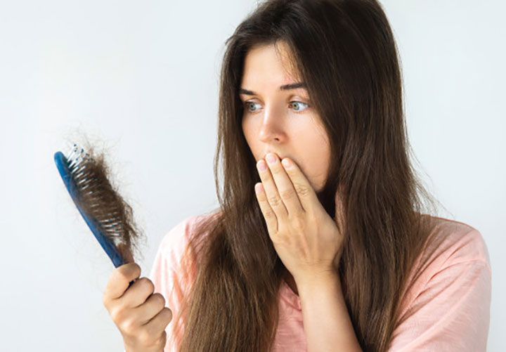 How New Mothers can Control Hair Fall Post Pregnancy Using Ayurvedic Home Remedies