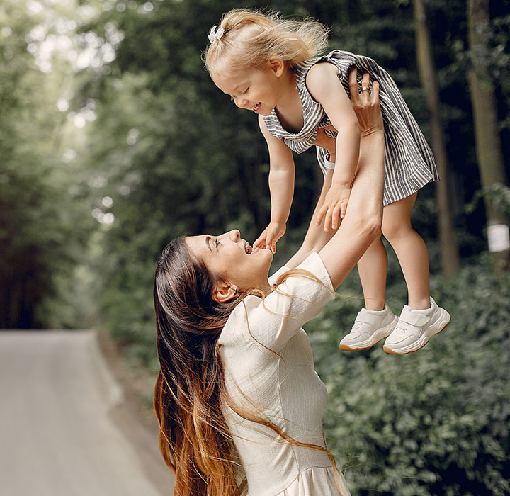 How New Mothers can Portray Beautiful Hair