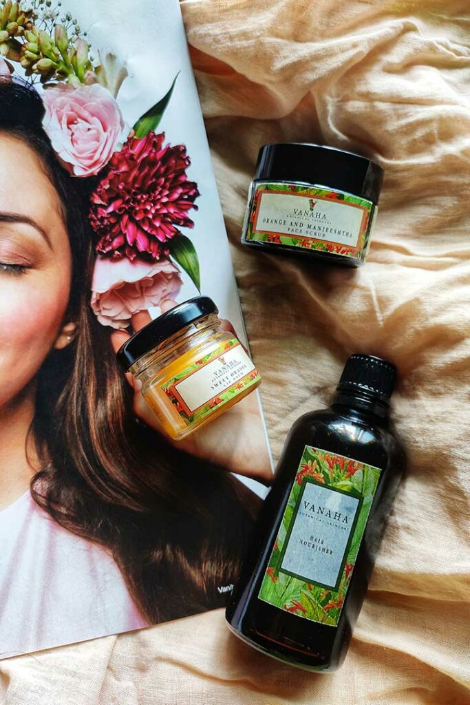 Vanaha Botanical The One Stop Destination for Chemical Free Skincare and Haircare Products