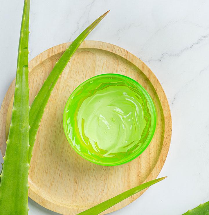 Aloe Vera Masks Help to Prevent Hair Fall