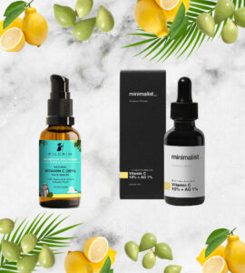 Best Vitamin C Serum in India suitable for All Skin Types