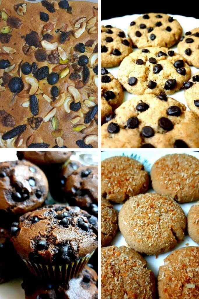 Cookies, Brownies, Muffins, and Cakes Made by Madhumita Banerjee The Owner of Granny's Cookies