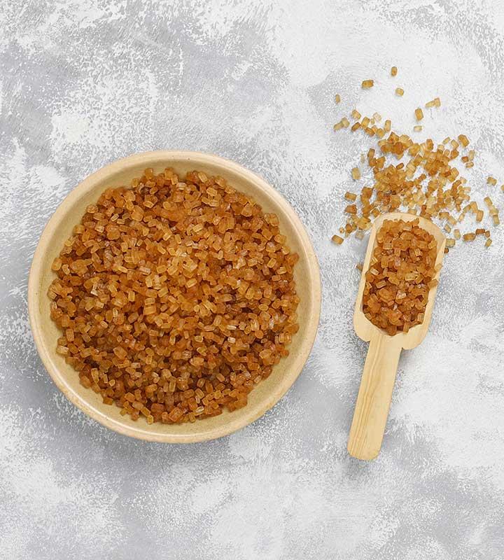 Milk Cream and Raw Sugar Rich Recipe for Soft Lips
