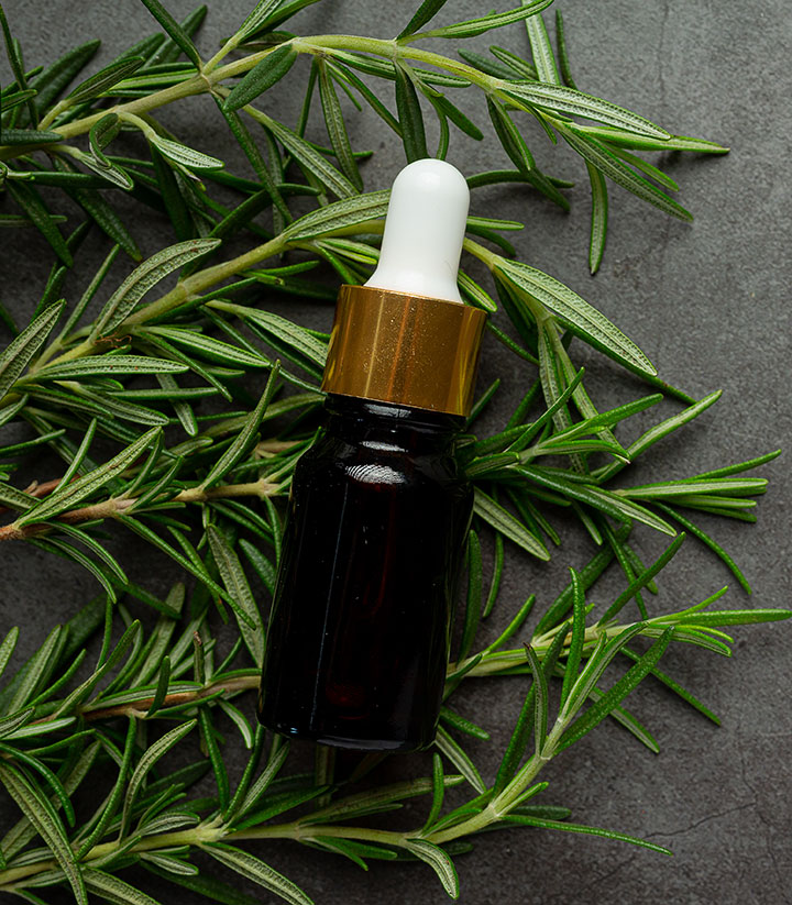 Rosemary Essential Oil is an Excellent Hair Fall Remedy