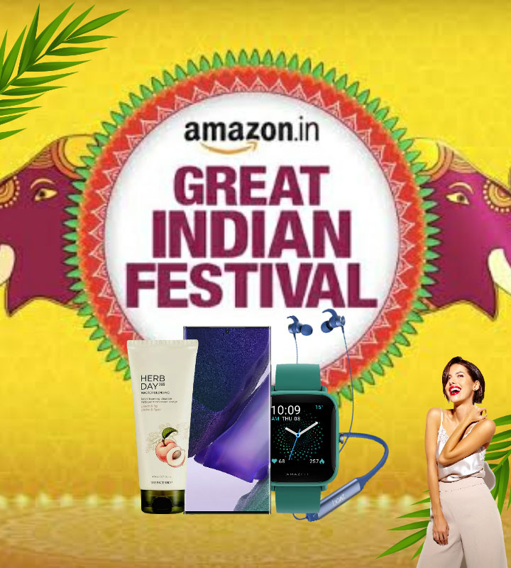 5 Interesting Things that I am Going to Buy from The Great Indian Festival